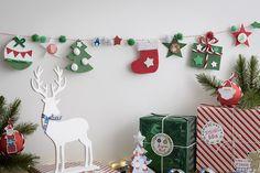 Guirlande de Noël - Loisirs Créatifs Noël - Cultura