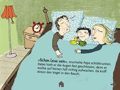Kinderbuch App Quietsch iPad iPhone