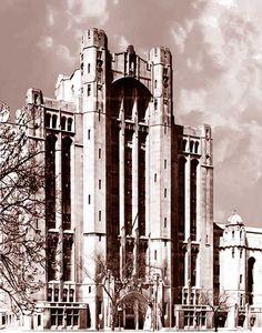 Masonic Temple, Detroit, MI