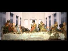 Das Abendmahl von Leonardo in Kunst und Werbung.mp4