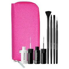 Sephora Art At Your Fingertips Nail Kit ($48.00 value) *** You can get more details by clicking on the image.