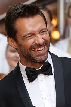 The Hugh Jackman: This scruff from the Land Down Under is hair you wouldn't mind visiting your land down under.
