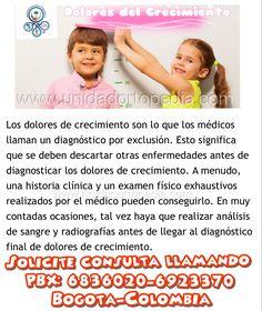 Su hijo presenta dolores de crecimiento y necesita un tratamiento urgente. Visitenos en La Unidad Especializada en Ortopedia y Traumatología S.A.S www unidadortopedia com es una clínica supraespecializada enfermedades del sistema osteoarticular y musculotendinoso. Ubicados en Bogotá D.C- Colombia. PBX: 571- 6923370, 571-6009349, Móvil +57 314-2448344, 300-2597226, 311-2048006, 317-5905407.