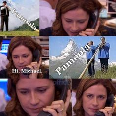 Us Office, The Office Show, Office Jokes, Funny Office, Wtf Funny, Funny Relatable Memes, Parks And Recreation, Best Tv Shows, Laughter