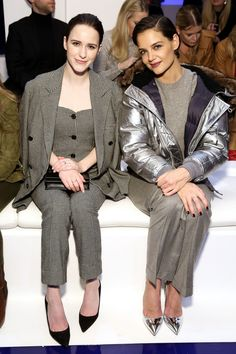 See All the Celebs Who Sat Front Row at New York Fashion Week