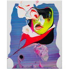KF18. acrylic on canvas. 25x20cm. 2010
