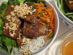 Bun (Vietnamese rice vermicelli dish)
