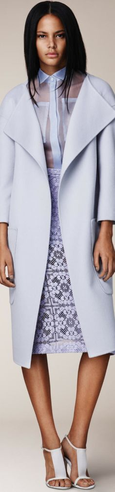 LOOKandLOVEwithLOLO: EXPLORE THE BURBERRY PRORSUM SPRING 2014 COLLECTION OF OUTERWEAR