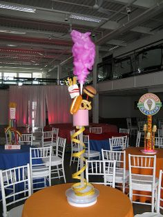 carnival theme centerpieces   Carnival Theme Centerpiece   Flickr - Photo Sharing!
