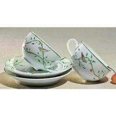 Raynaud Wing Song Tea Saucer