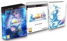 Finla Fantasy X/X-2 Edición Limitada