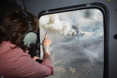 New Mexico governor Susana Martinez (pictured) declared a state of emergency and activated...