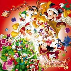 Disney Fabdelight Christmas