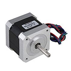 Stepper, Motor, 3d Printer, Best Deals, Silver, Money