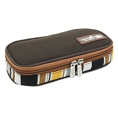 Goldwheat Portable Insulin Cooler Bag Diabetic Organizer Medical Travel Cooler (Brown) -- Read more  at the image link.