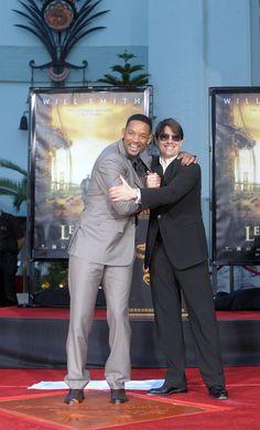 Pin for Later: Quelle Est la Taille de Vos Célébrités Préférées? Will Smith = 1m87, Tom Cruise = 1m70