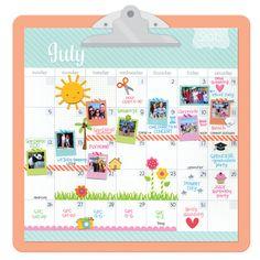 Doodlebug Design Inc Blog: Doodlebug Design Sneak Peek: Daily Doodles & ClipArt Display Boards
