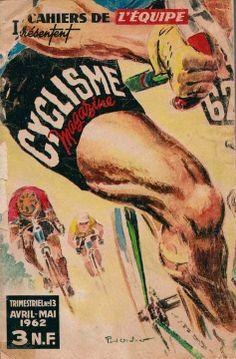 Ilustración Revista de Ciclismo 1962