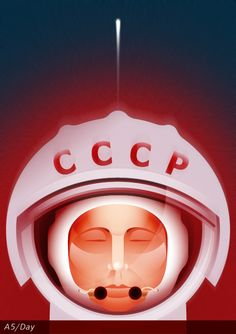 Yuri Gagarin  March 9, 1934  Klushino, Russian SFSR, Soviet Union  Happy Birthday Yuri !!