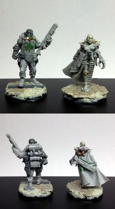 PDH - Odds and Ends - Inq28 (Merc Sniper - counts as Vindicare Assassin - painted) - Page 55 - Forum - DakkaDakka | Now accepting servo-skull applications.