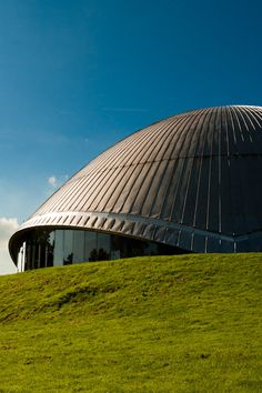 Das Zeiss Planetarium, Bochum | Shwarz