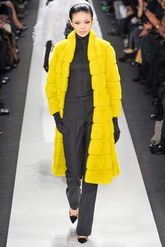 Chado Ralph Rucci Fall 2013 RTW Collection - Fashion on TheCut