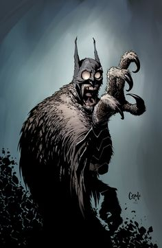 Cover de Batman #6 (The new 52s), por Greg Capullo