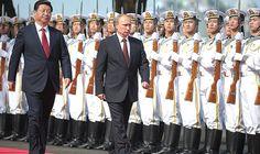 Noticia Final: Um império em derrocada: A estratégia militar da R...