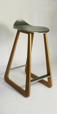 Frame bar stool - Philip Watts Design - Nottingham