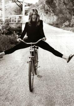 Jennifer Aniston for Harpers Bazaar