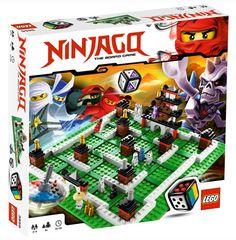 jeu de socit lego ninjago 2590 - Ninjago Jeux Gratuit