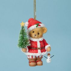 Cherished Teddies Collection Santa With Christmas Tree Ornament Enesco http://www.amazon.com/dp/B00KCDORDQ/ref=cm_sw_r_pi_dp_Mj0kub0YDNXY9