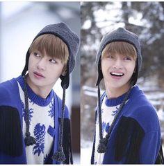 BTS Tae spring day mv shooting
