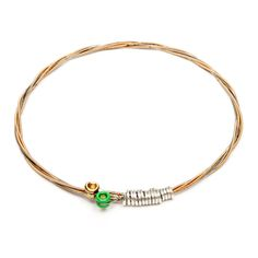 Rock Recycled - Previously Played Guitar String Bracelets [BGARR] - $50.00 : Green Products, EcoPlum, Where it Pays to Buy Green
