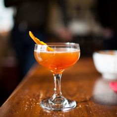 The Witty Comeback #cocktail: rye, Averna amaro, lemon juice, ginger simple syrup