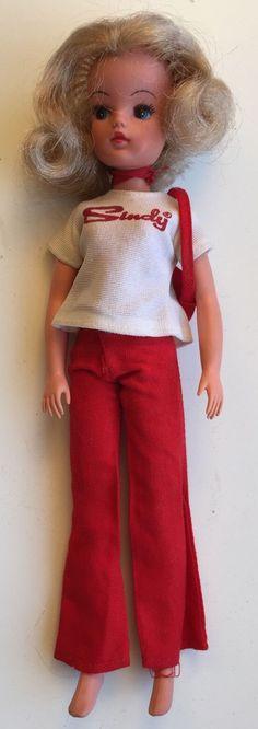 Vintage Sindy Pedigree Doll - Fun Time 1976 Weekenders Outfit Excellent | eBay