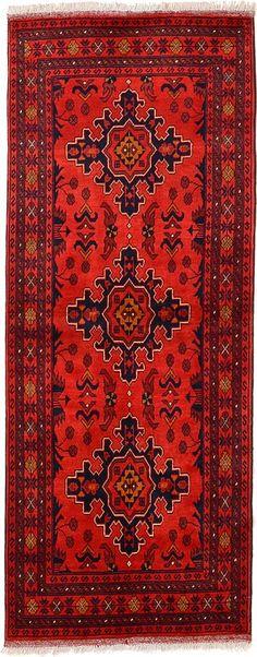 $344 entry runner  Red 2' 7 x 6' 7 Khal Mohammadi Rug | Oriental Rugs | eSaleRugs