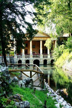 Loggia Valmarana - Vicenza, Veneto, Italy beautiful