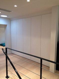 1000 ideas about placard sur mesure on pinterest porte coulissante miroir - Cout placard sur mesure ...