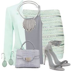 """Ice Mint and Grey ""CONTEST"""""