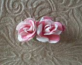 Visit my Etsy shop for all handmade hair clips for your little sweet princess. The perfect finishing touch to complete her outfit!   Erika Renae Designs www.etsy.com/shop/erikarenaedesigns