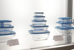 Glass Storage from Duralex, Anchor Hocking & Bodum — International Home & Housewares Show 2011