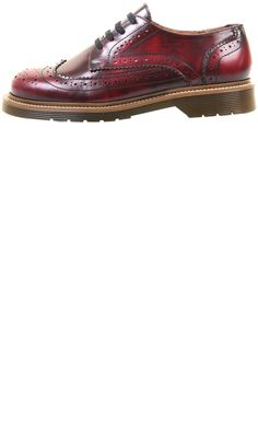 Office AW13 Deep Red Brogues, £65