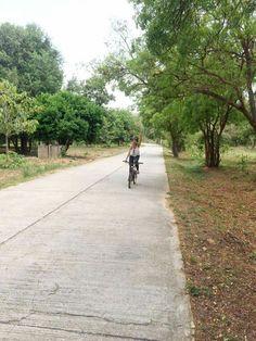 Bikeway #Beaches near #Bangkok  #Summertime #summerday #Koh #Samaesan