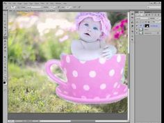 How to Change the Color of an Object in Photoshop or PSE - YouTube