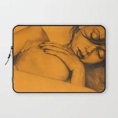 """As Heaven Awaits"" laptop sleeves at @Society6 • SHOP: https://society6.com/product/as-heaven-awaits_laptop-sleeve#58=429 • #art #arte #disegno #drawing #society6 #nudo #nudefemale #nudewoman #portrait #ritratto #pencil #graphite #originaldrawing #nude #matita #erotic #erotica #laptop #sleeves #laptopsleeve #stampe #kissmyart #ragazza #girl #donna #woman #dibujo #classicdrawing #disegnoclassico"