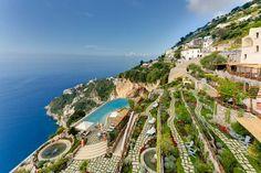 Monastero Santa Rosa - Amalfi Coast, #Italy