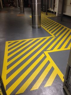 floor safety marking - Google Search