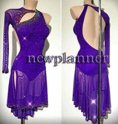 b1862b3b8 Salsa Dress, Professional Dresses, Latin Ballroom Dresses, Latin Dance  Dresses, Latin Dance