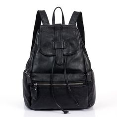Women Backpack Genuine Leather Fasmous Brand Backpacks For Teenage Girls School Bags Real Leather Backpacks Mochilas Mujer 2016